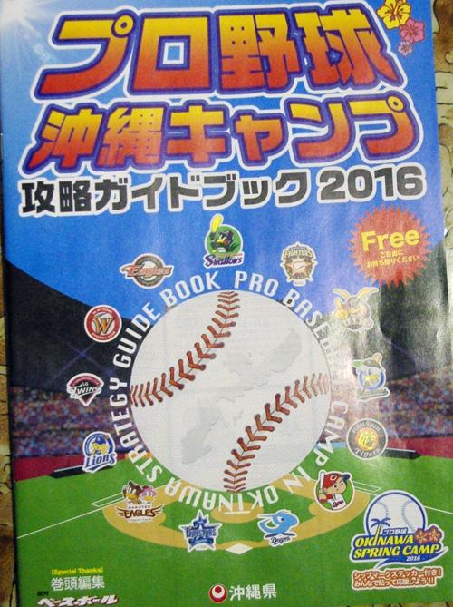 プロ野球沖縄キャンプが熱い!