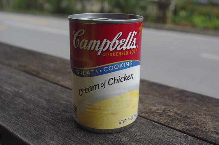 沖縄地域限定キャンベルスープ
