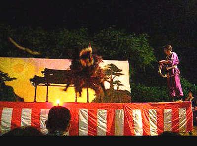 500年もの歴史を受け継いだ沖縄県最古の獅子舞