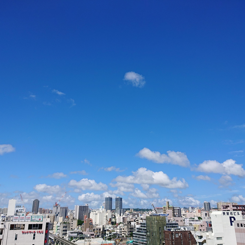 沖縄梅雨明け