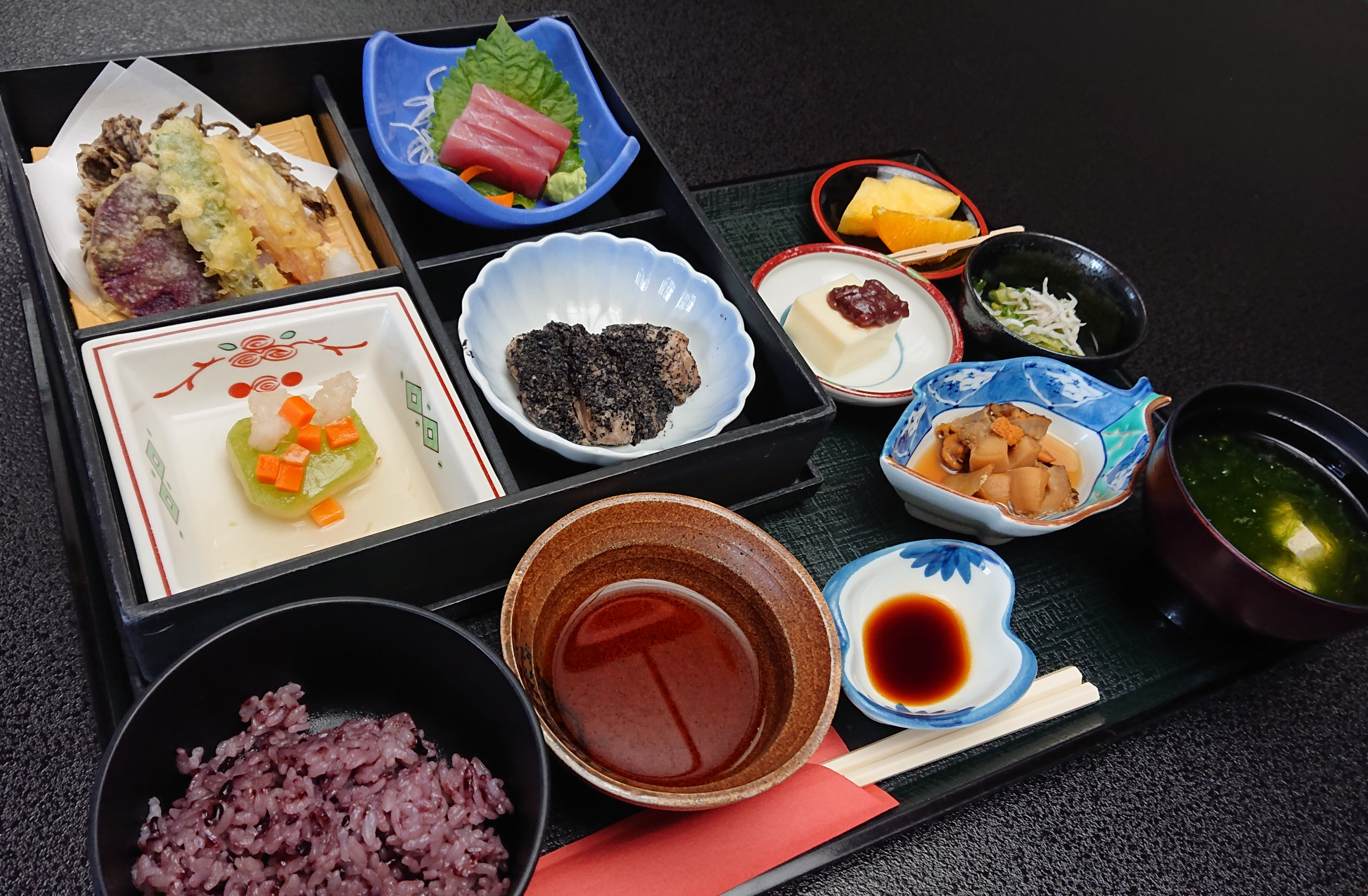 5月ランチ松花堂(お弁当 テイクアウト) 注文の多い料理店
