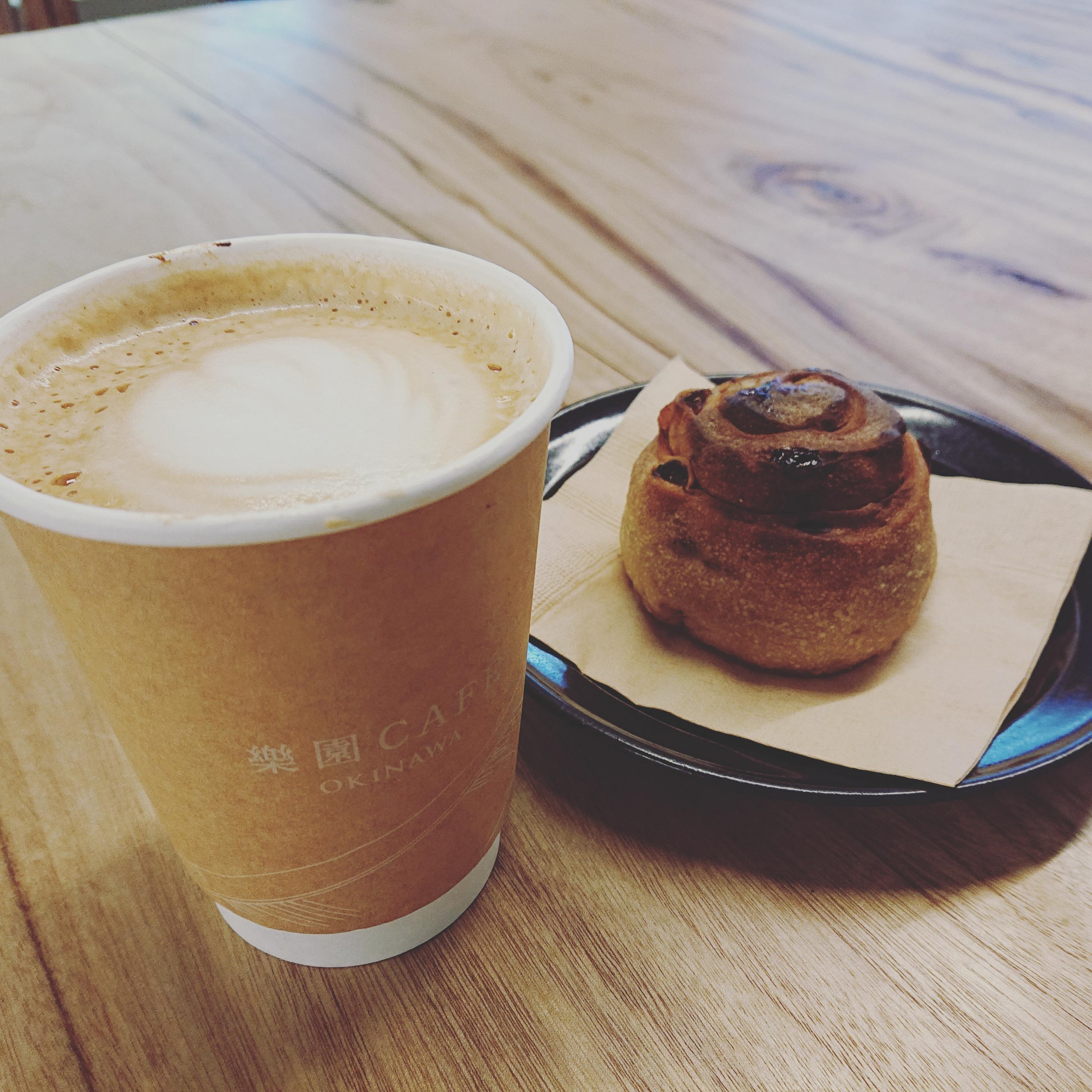 楽園カフェと琉球珍味