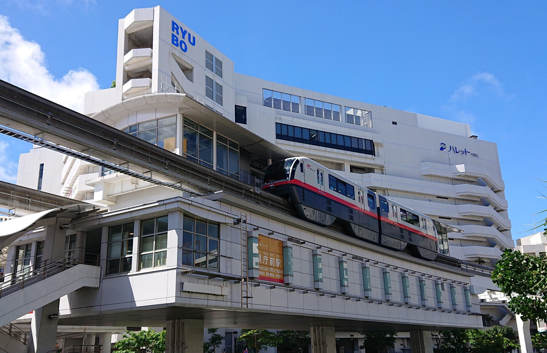 ゆいレール公式Twitterのまち歩き・これ発見!と沖縄県LINE公式アカウント始まる