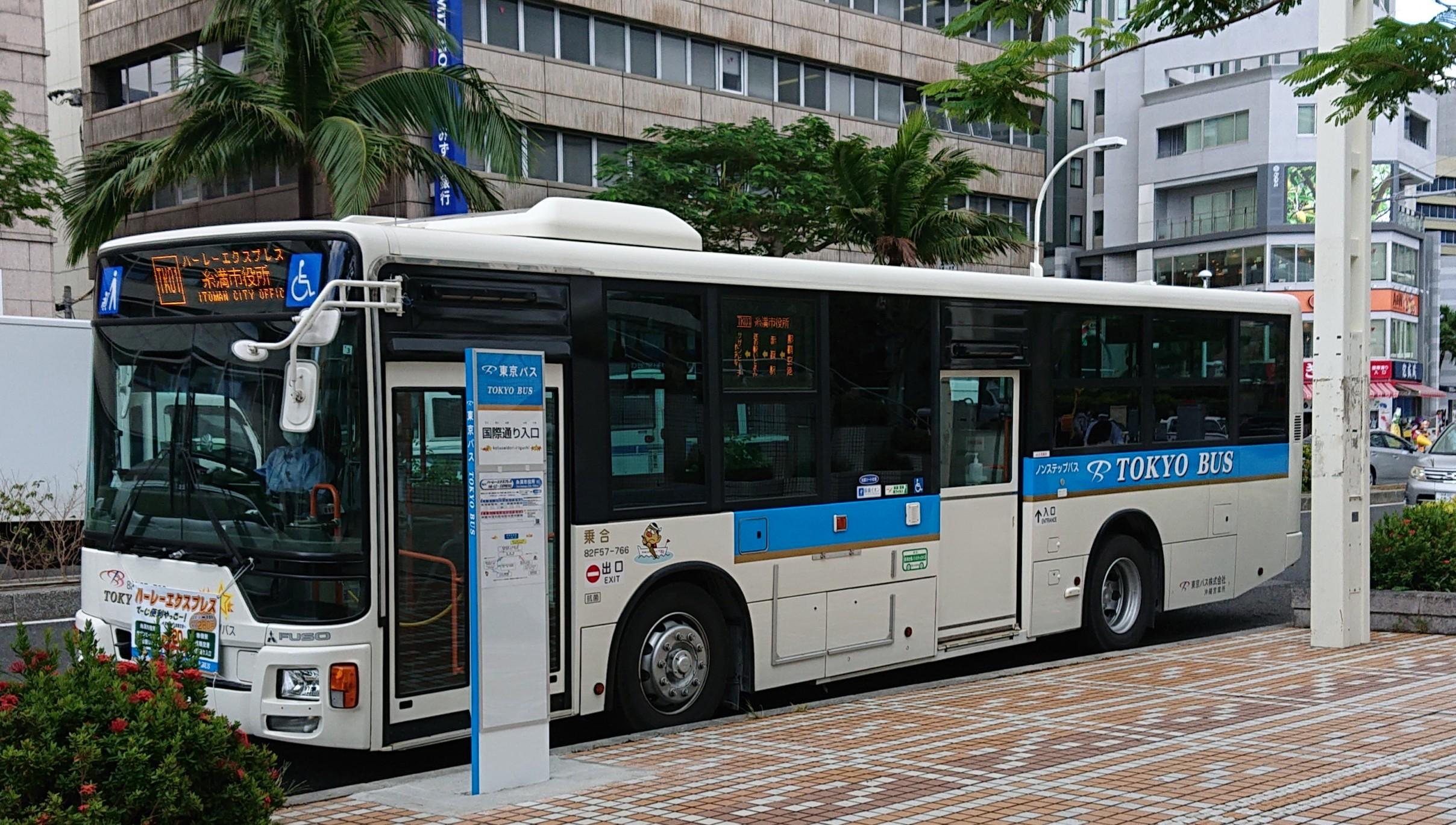 バスも大好き ゆるいつぶやき2 東京バス 「ハーレーエクスプレス」と「ウミカジライナー」