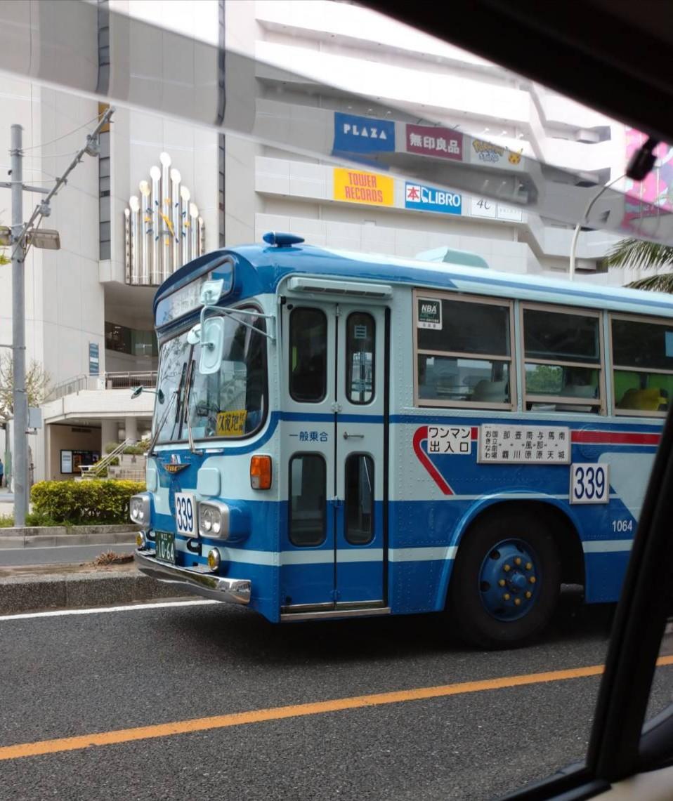 バスも大好き ゆるいつぶやき 1 ナナサンマルバス