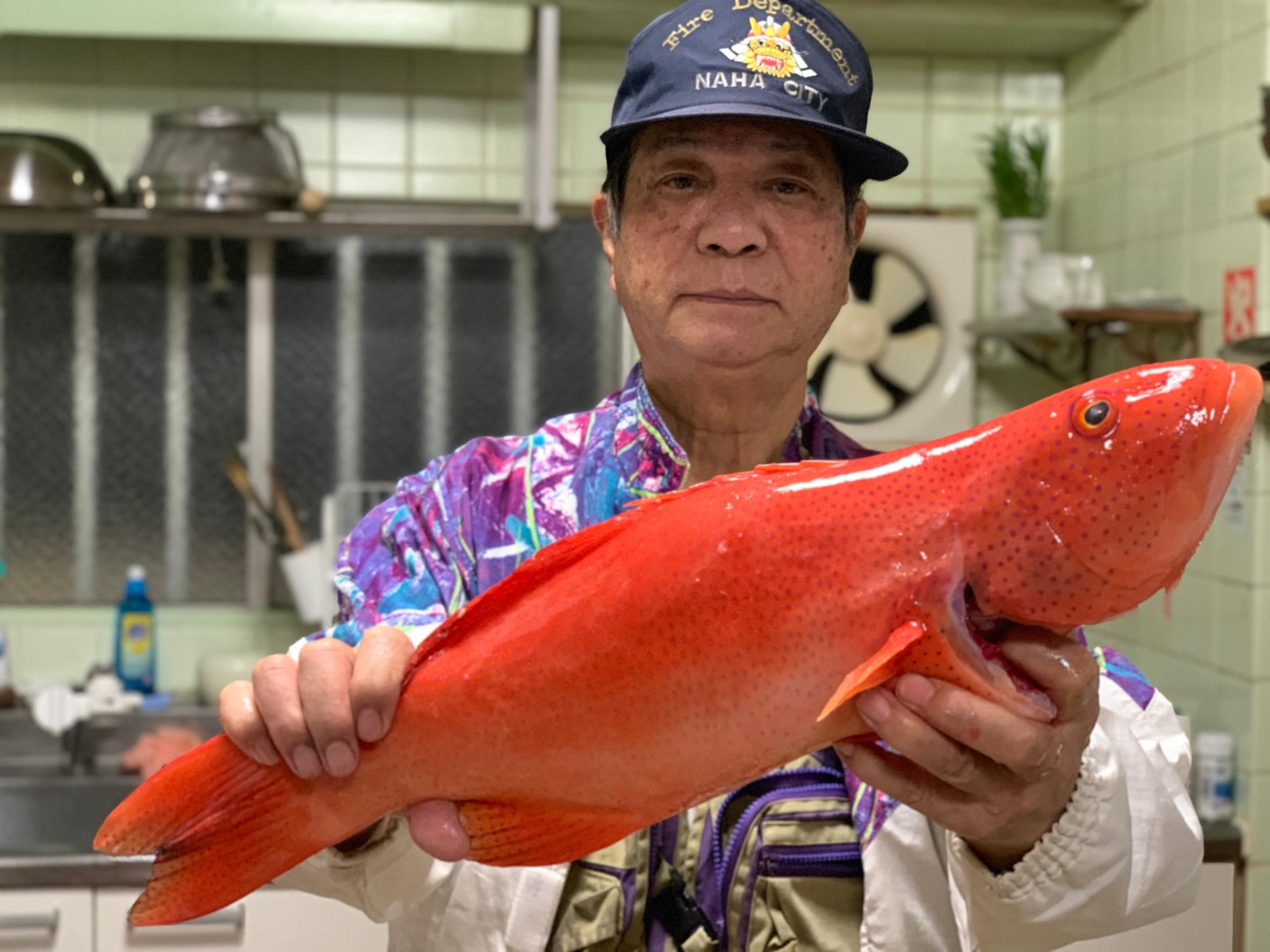 海としあわせ 釣りとしあわせ5 沖縄の釣りの投稿です