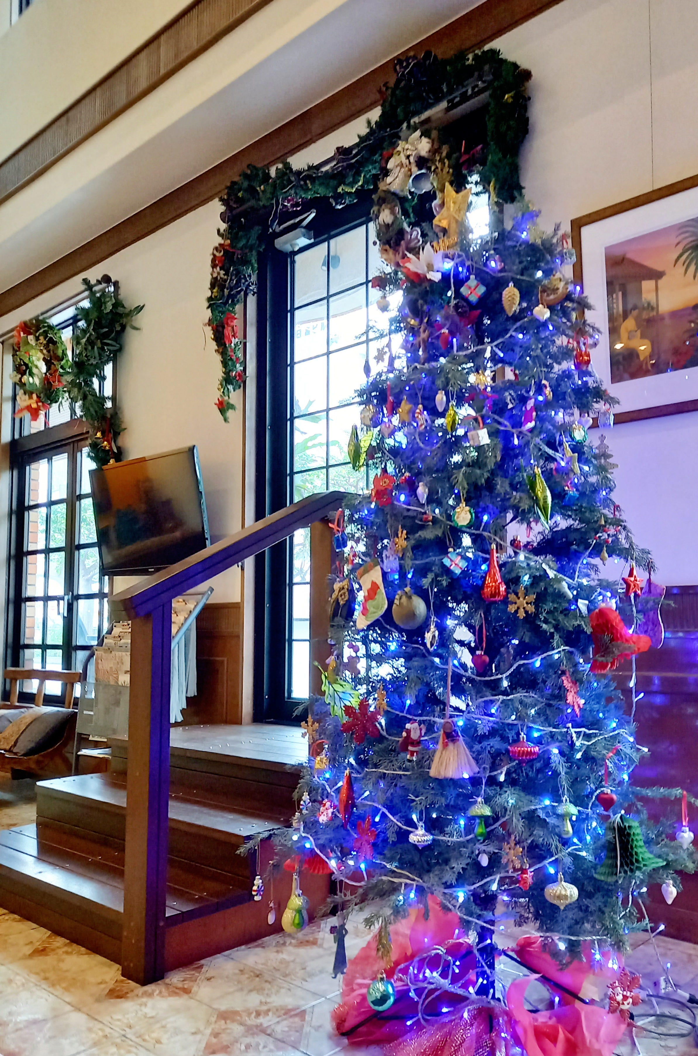沖縄から『メリークリスマス♪』